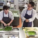 Ocean House Farm + Vine Dinner featuring Chef Derek Wagner