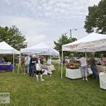 Farmers Market Health Fair & Cooking Demo with Providence Mayor Taveras