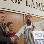 Chef Brian Alberg Takes Home American Lamb Jam Boston 2012 Top Prize