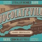 Save Chocolateville chocolate bar to raise funds for Central Falls