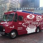 Hood Soup Boutique Truck Comes to Providence with soup from Chef Ben Lloyd of Tazza