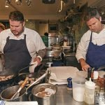 Chefs Jennings & Vestal's Julia Child 100th Birthday Dinner at the James Beard Foundation