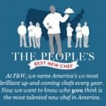Food & Wine's The People's Best New Chef 2013 Nominations for Rhode Island Chefs Nemo Bolin and Benjamin Sukle