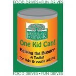 "Rhode Island Community Food Bank Releases ""One Kid Can!"" Toolkit for Hunger Action Month"