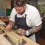 2014 coastal new england rising stars awards for Chef comes to your house