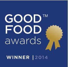 Good Food Awards Winner 2014