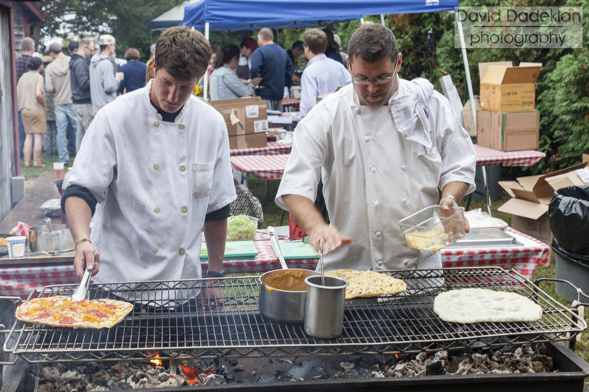 Chefs Collaborative RI Harvest BBQ