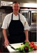 Lyle Morse, Executive Chef, Hyatt Regency Newport Hotel & Spa