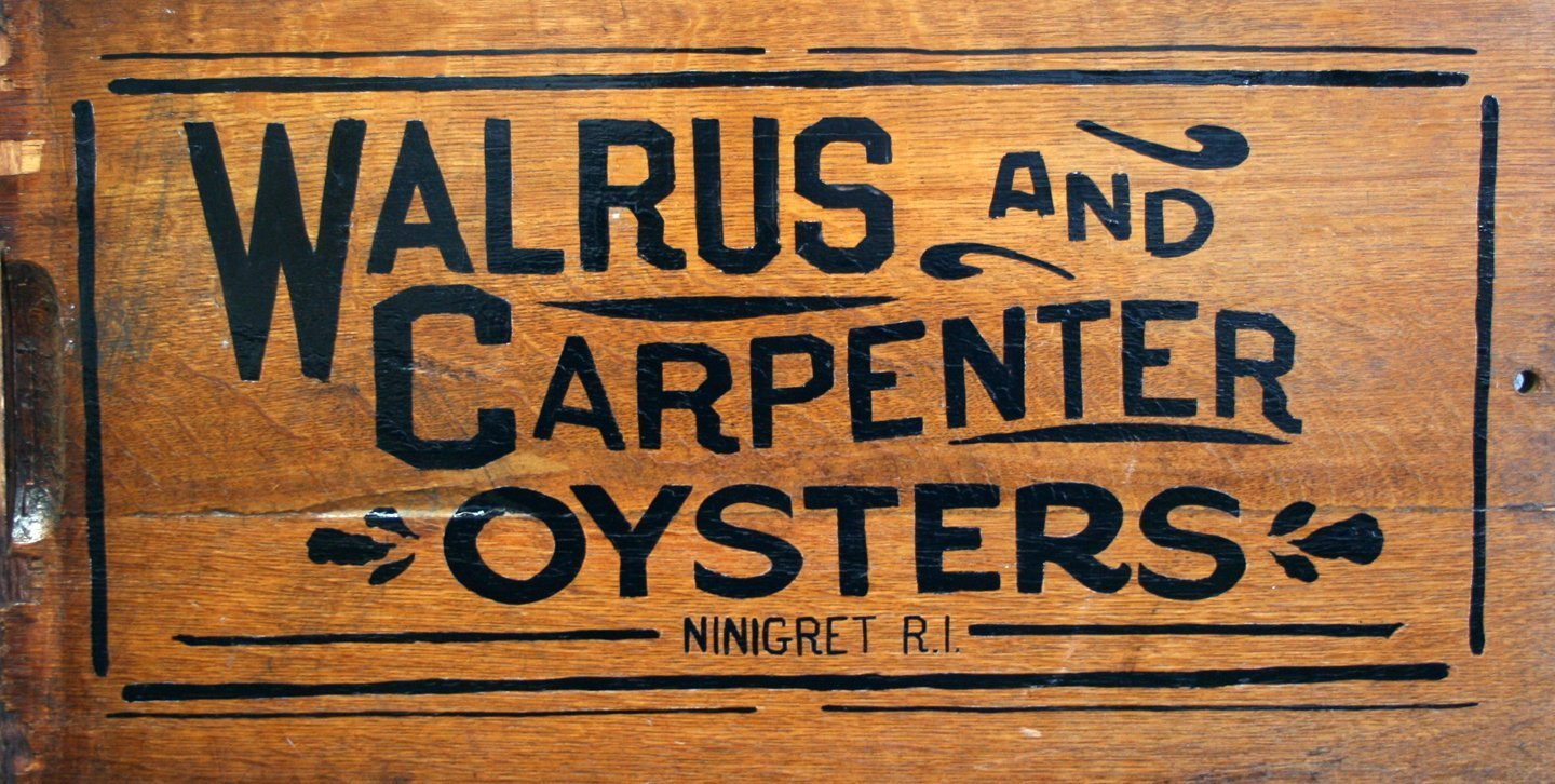 Walrus And Carpenter Oysters Announces Third Annual Farm