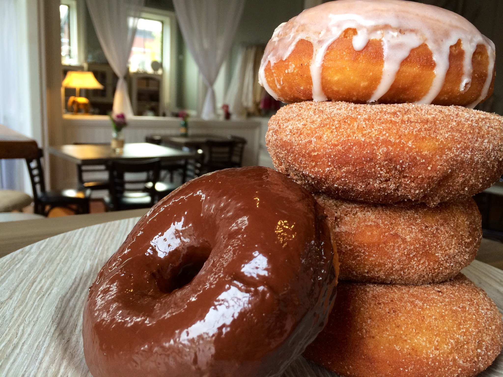 Donuts, photo via Easy Entertaining Inc.