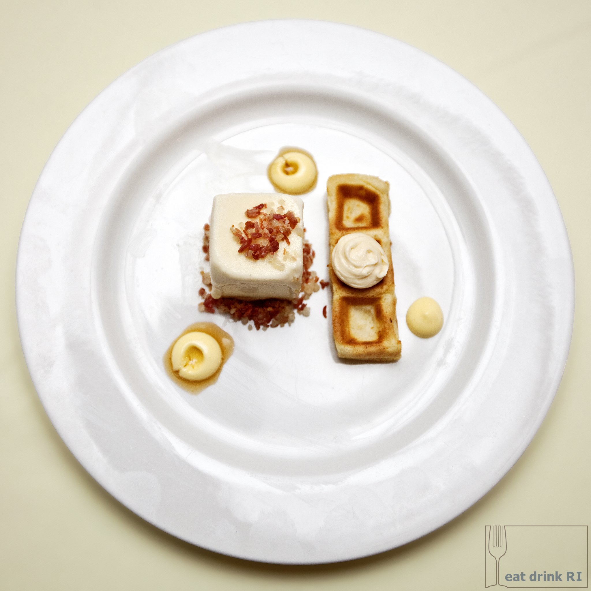 Chef Joseph Hafner's Breakfast for Dessert dish