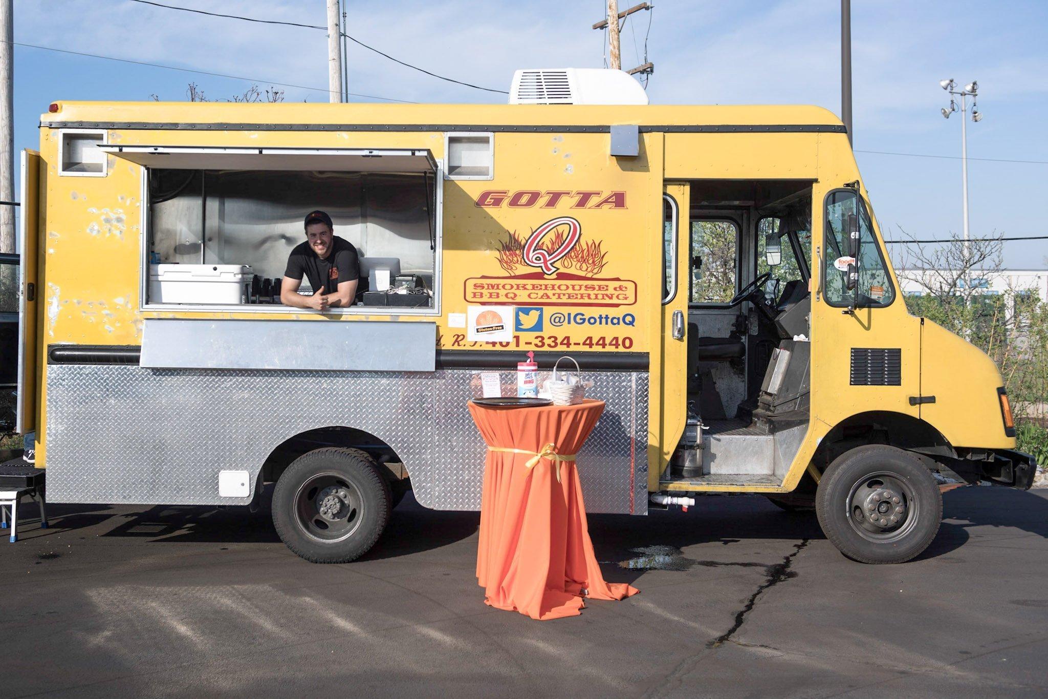 GottaQ BBQ Smokehouse at the Eat Drink RI Festival 2017