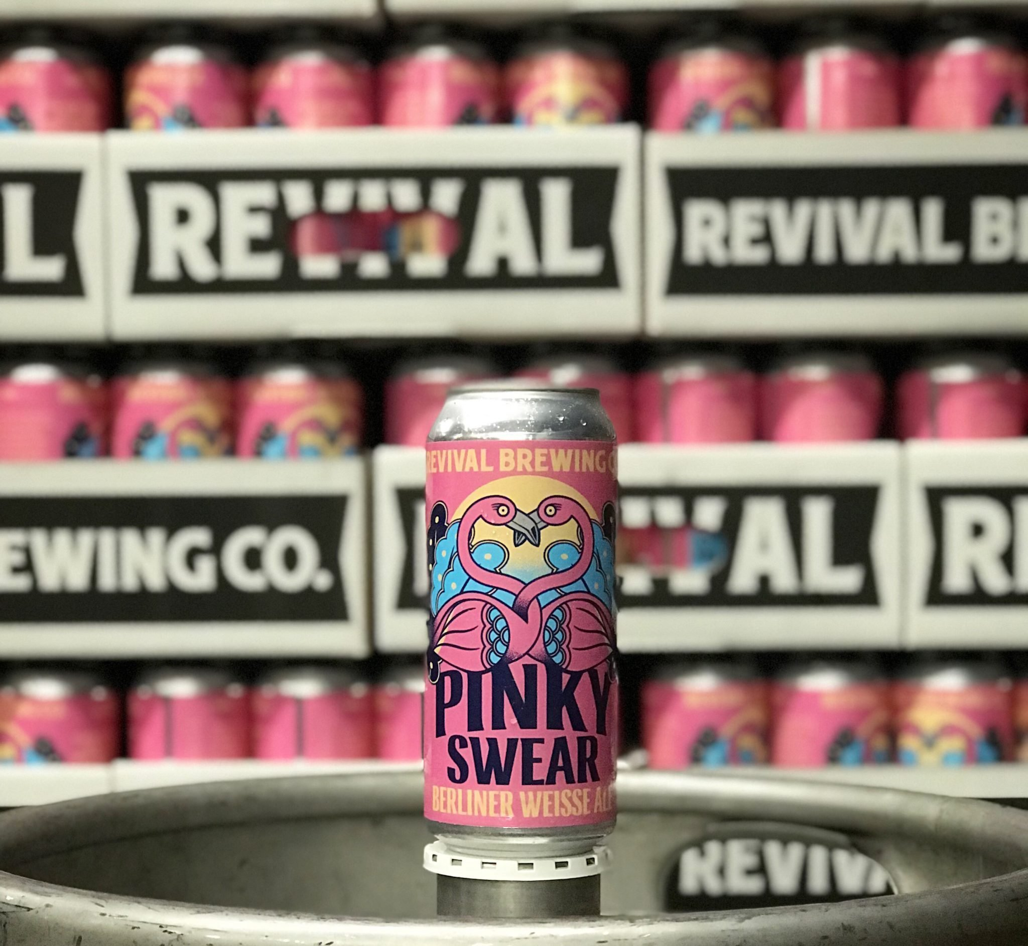 Revival Brewing Company Pinky Swear