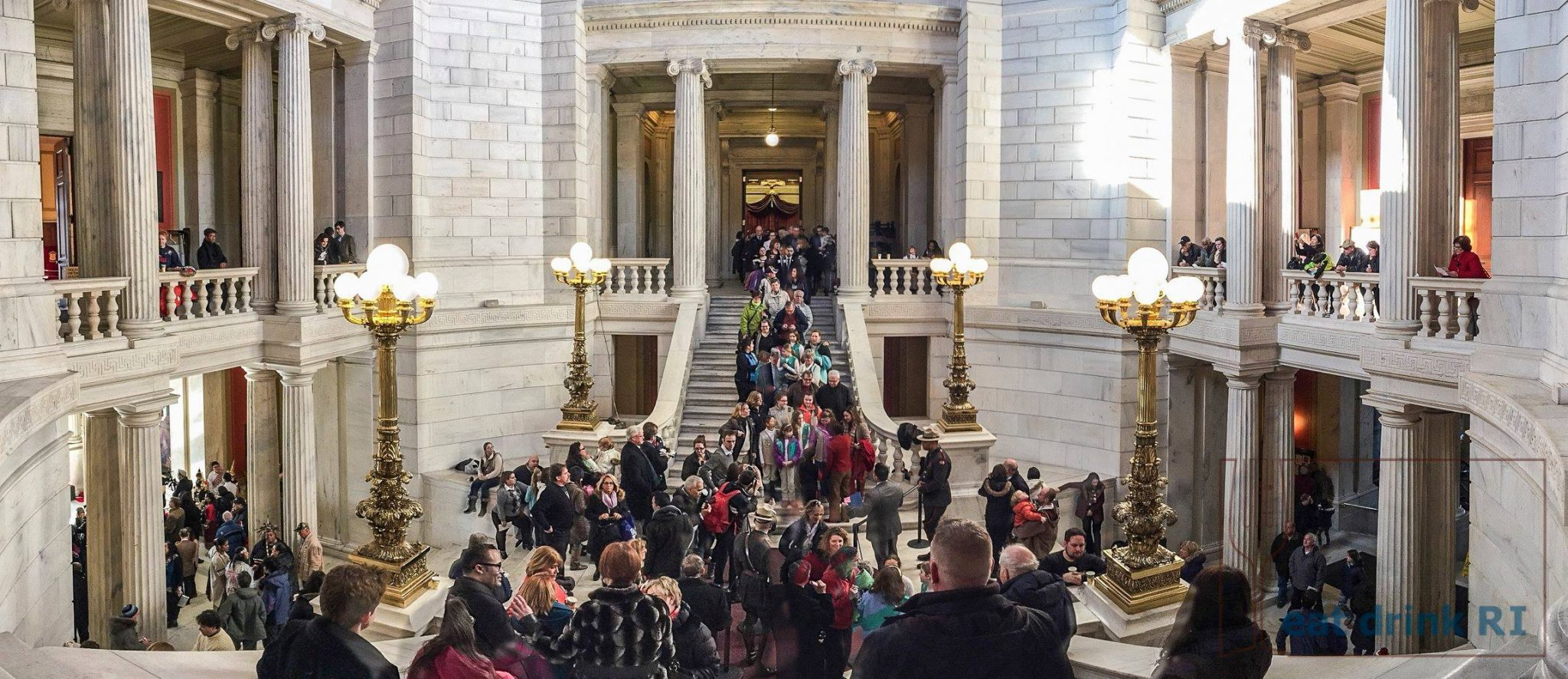 2015 Open House at the State House