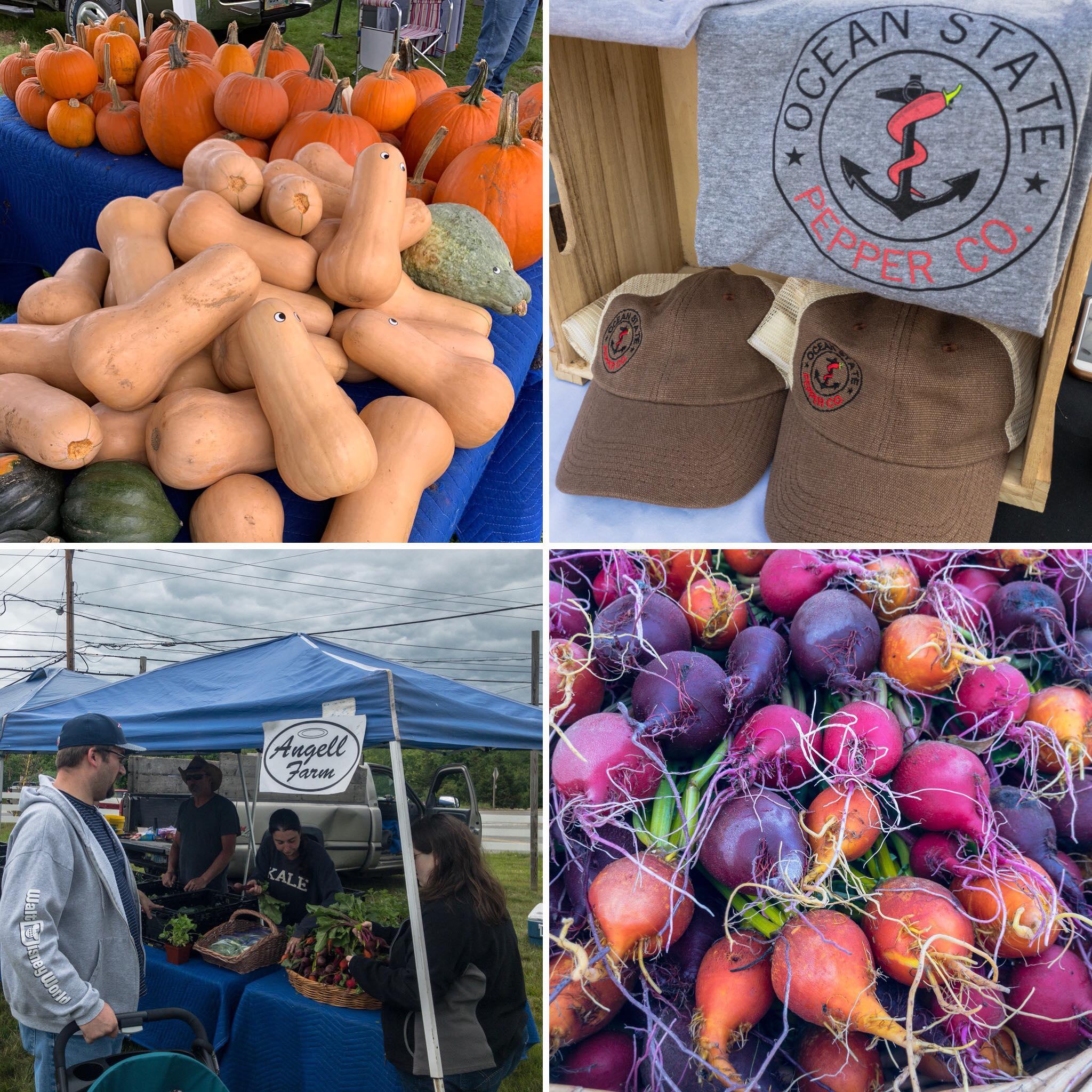 Blackbird Farm 2018 Farmers Market