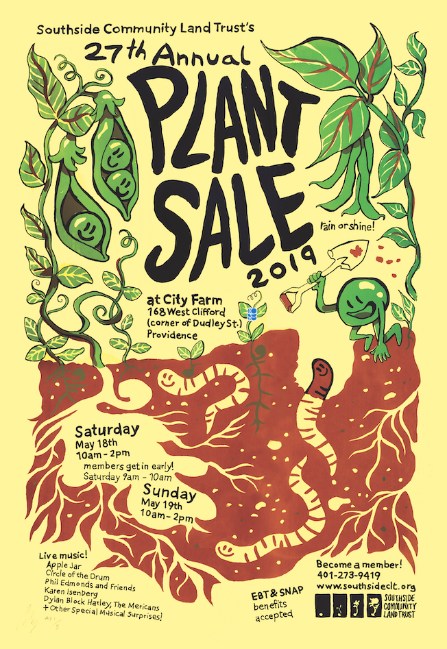 Southside Community Land Trust 27th Annual Rare & Unusual Plant Sale
