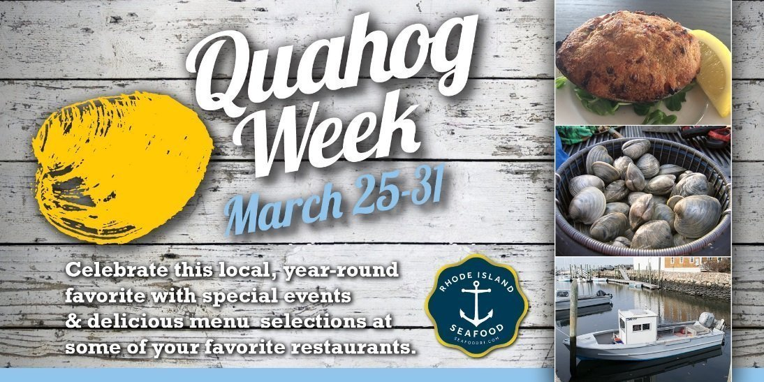 4th Annual Rhode Island Quahog Week