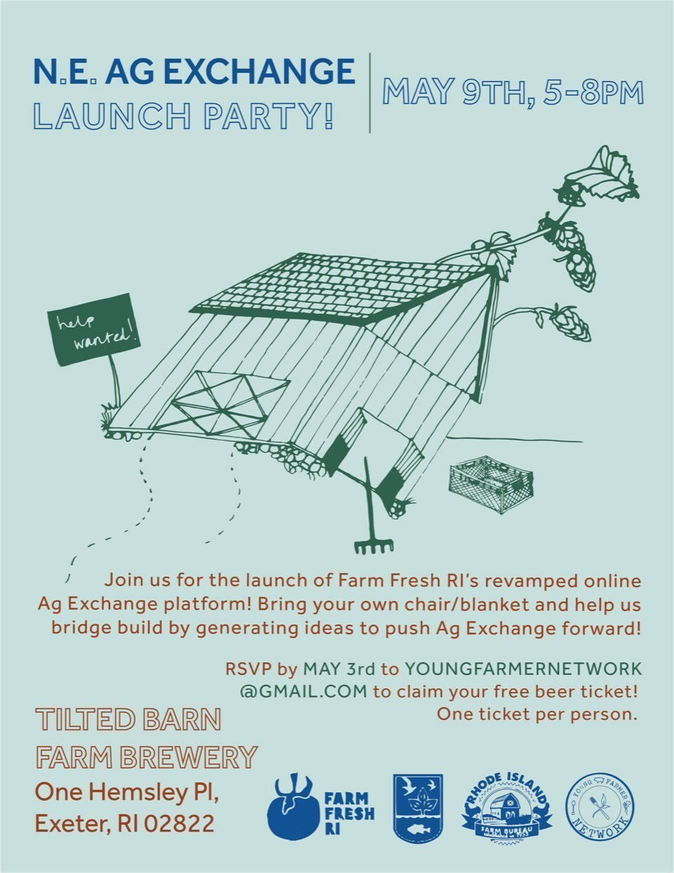 NE Ag Exchange Launch Party