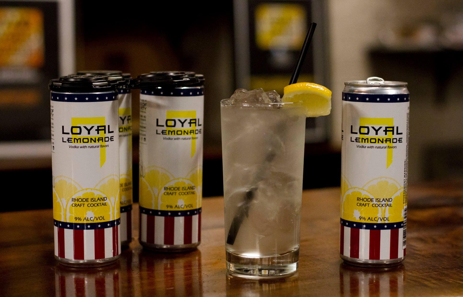 Sons of Liberty Beer & Spirits Co. Loyal Lemonade