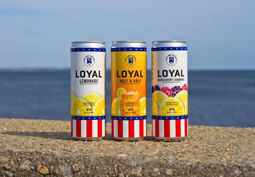 News Bites: Sons of Liberty Beer & Spirits Co. Loyal 9 Cocktails / Lark Opens 3rd Newport Hotel / Evelyn's Drive In Turns 50