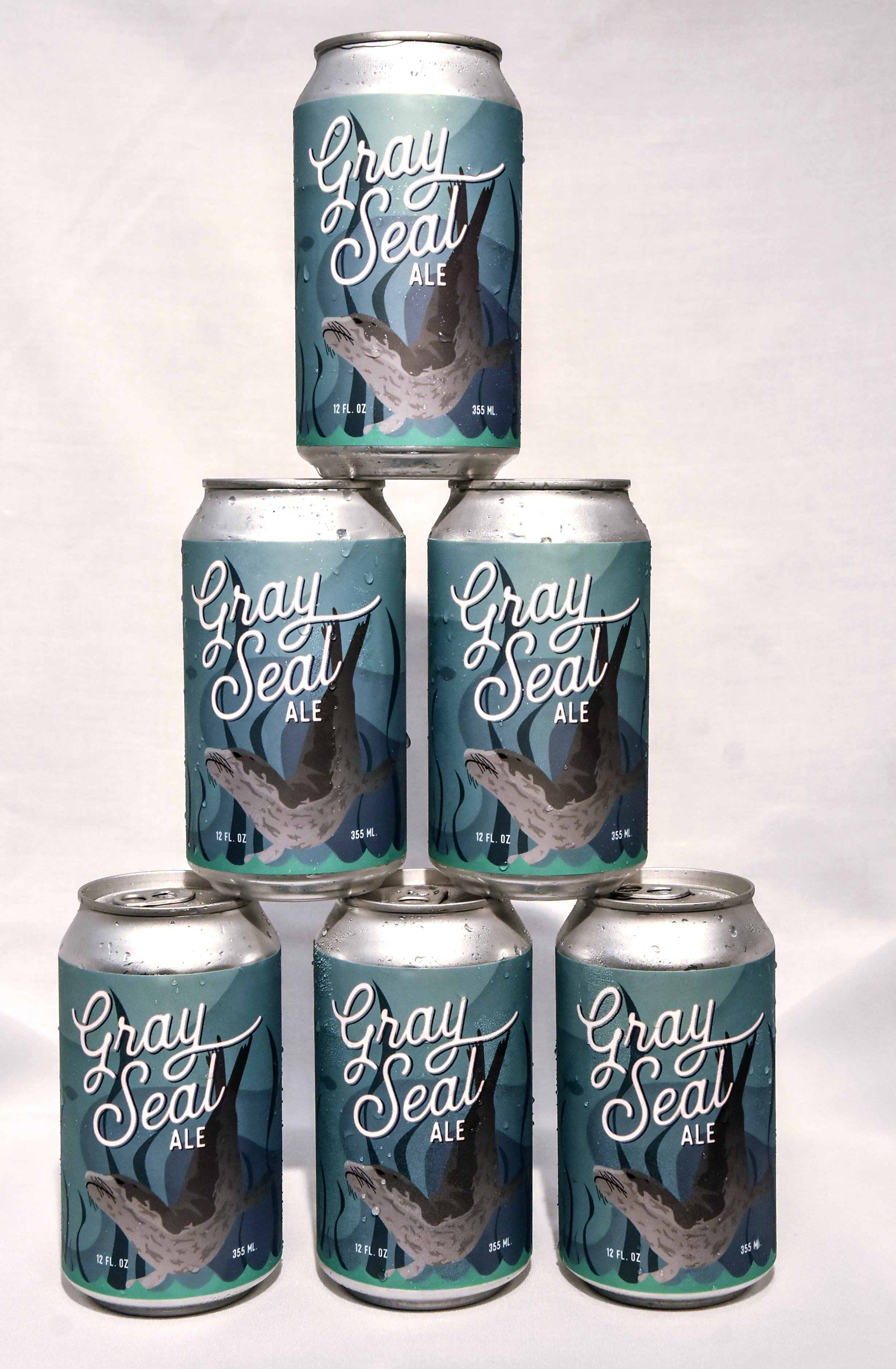 Gray Seal Ale