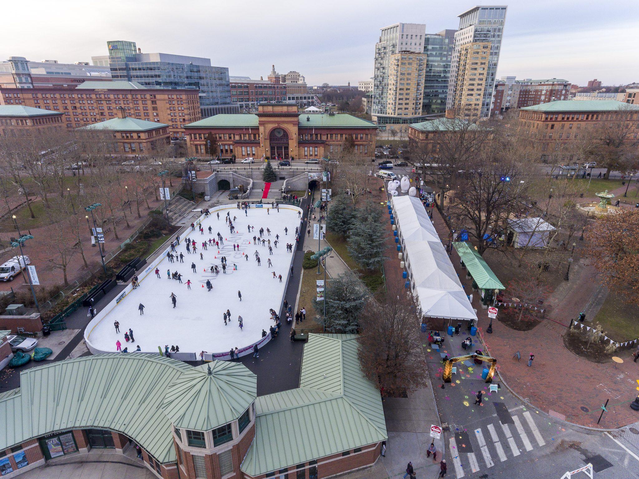 2018 PVD Winter Lights Market