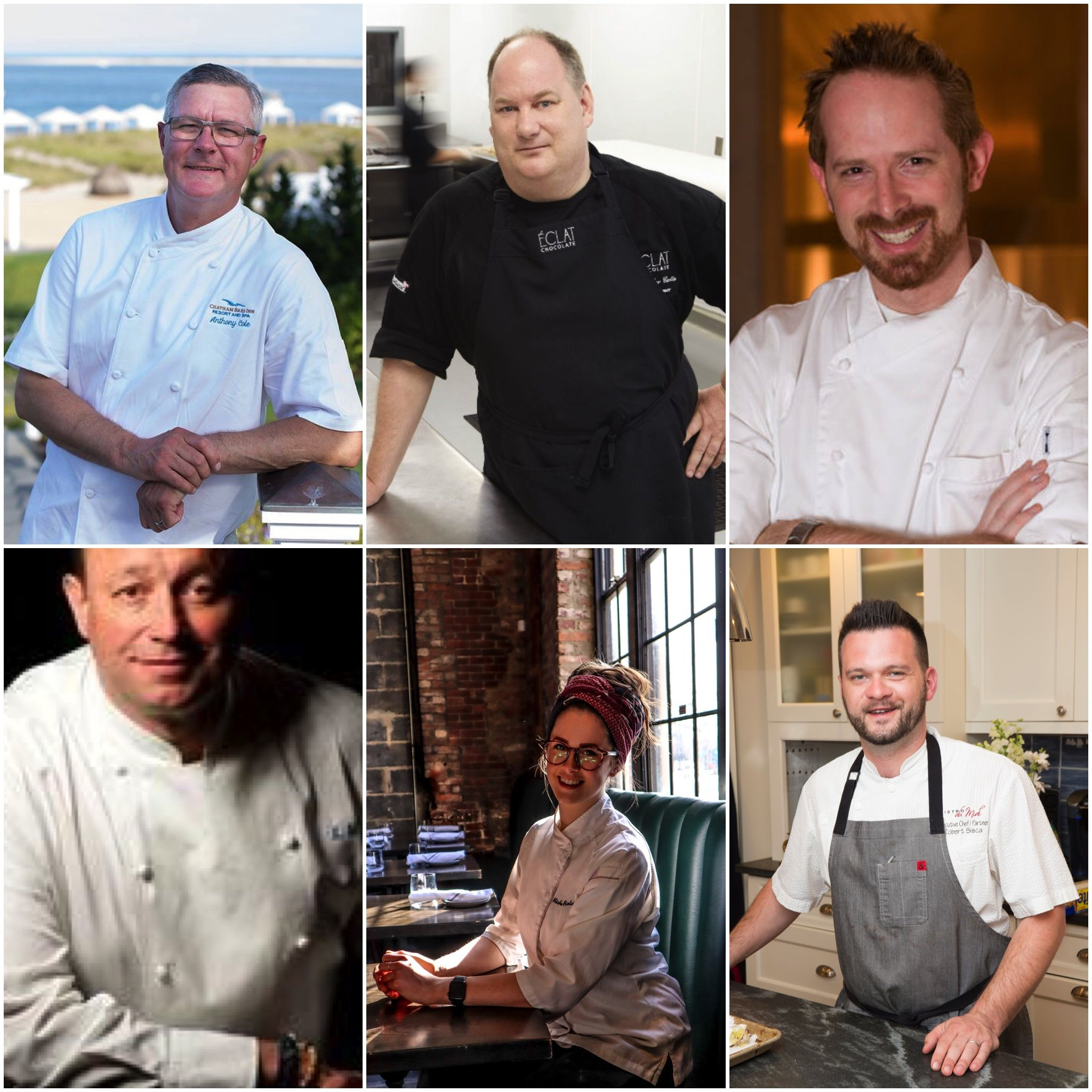 "Chefs for the 14th Annual Newport Mansions Wine & Food Festival ""Vive La France"" Vintner Dinner"